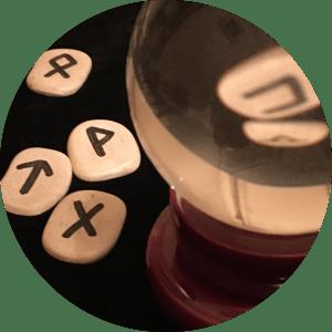 Ancien divination Rune