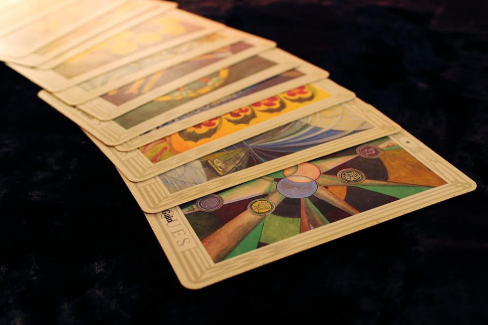 tirage carte tarot
